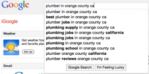 plumber in orange county ca