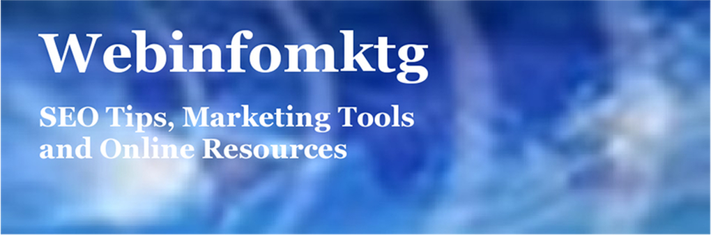 Online Marketing Tools and Resources